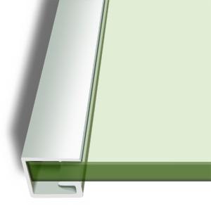 glass shelf floating glass shelf for solid. Black Bedroom Furniture Sets. Home Design Ideas